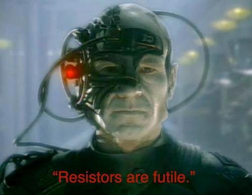 Borg-Resistors
