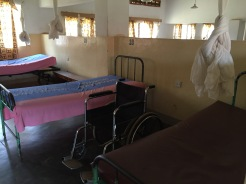 Adult hospital ward