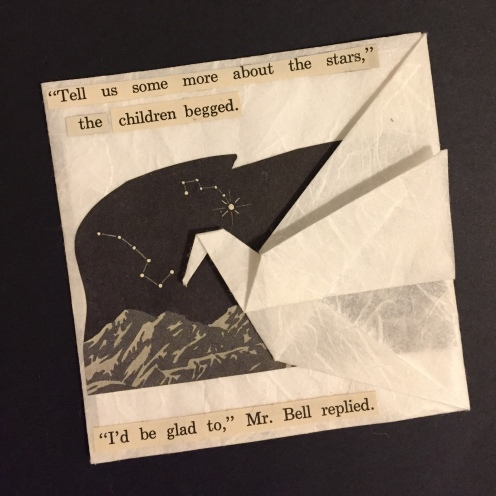 Vintage children's book cutouts (front)